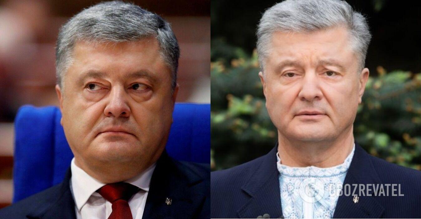 Как изменился Петр Порошенко за последние годы