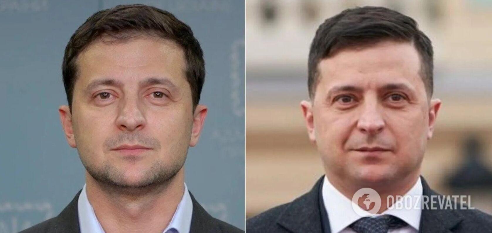 Как изменился Владимир Зеленский за последние годы