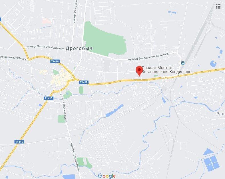 Взрыв прогремел в Дрогобыче на улице Стрыйской.
