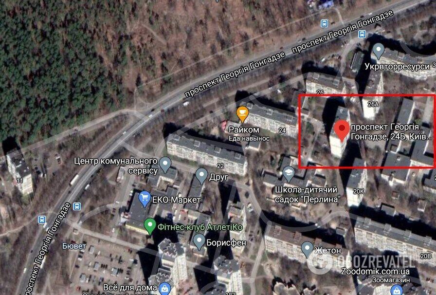 Нападение на консьержку произошло в Подольском районе