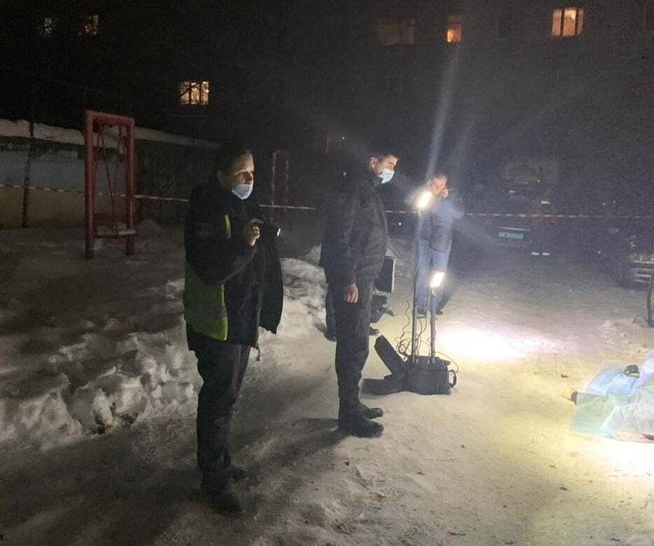 От взрыва в Дрогобыче погибли два человека.