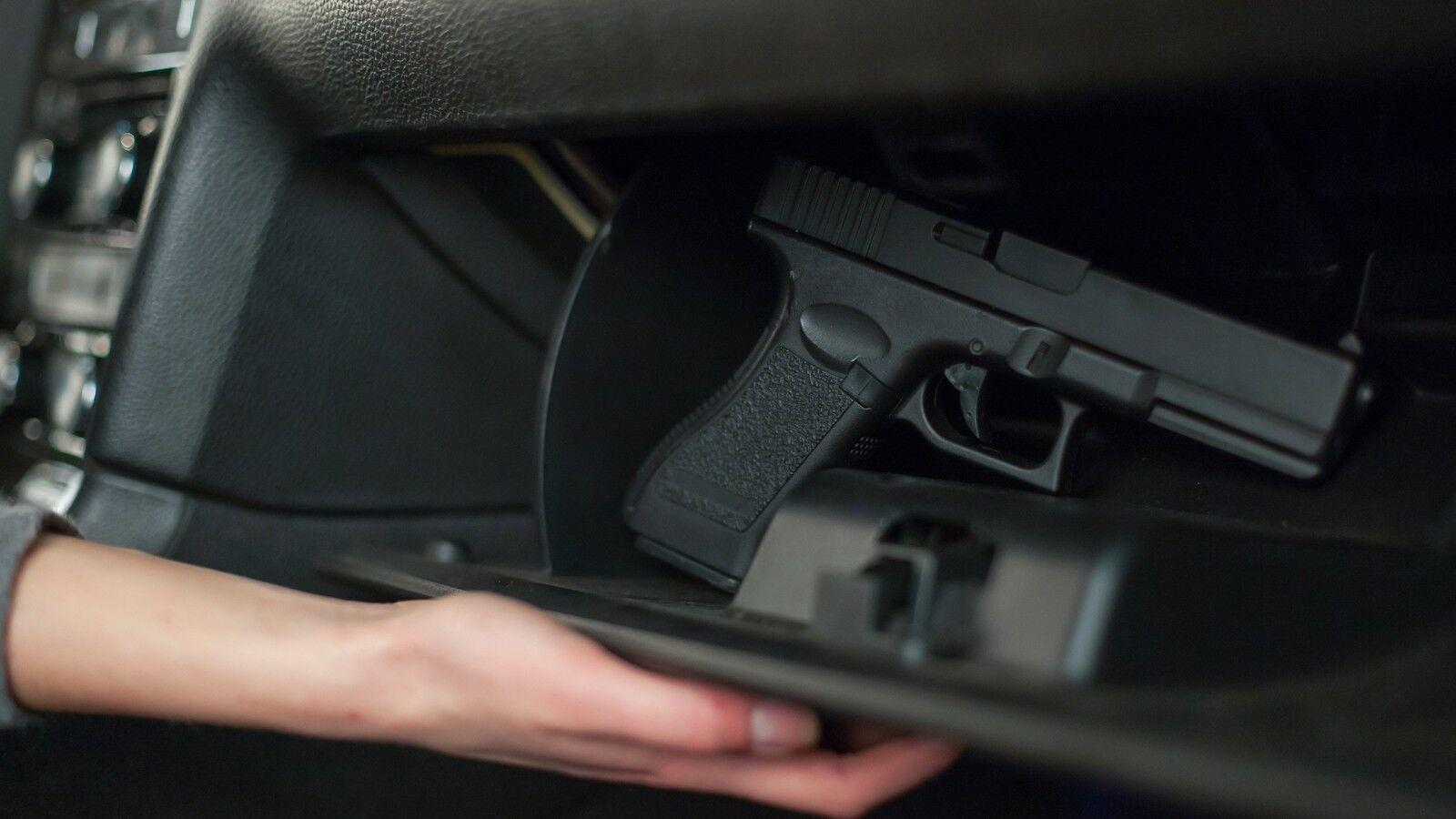 Однією з причин зупинки – контроль за обігом зброї