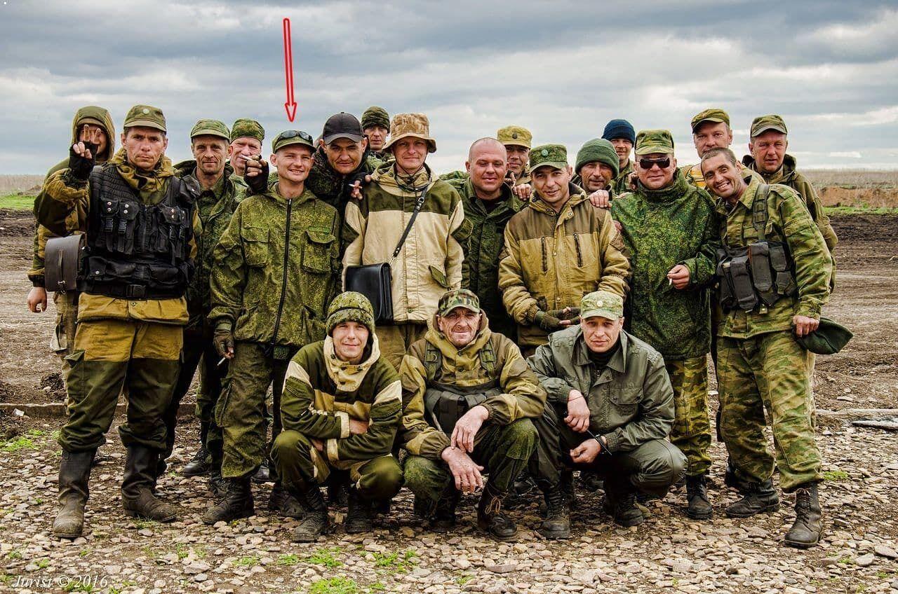 """Террористы """"ДНР"""" на востоке Украины"""