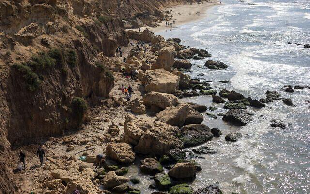 """Шауль Гольдштейн назвал это """"худшей экологической катастрофой Израиля за десятилетие"""""""