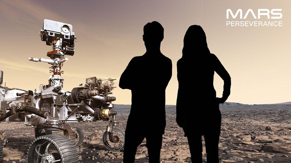 Разработка дает возможность создать фото на фоне марсохода