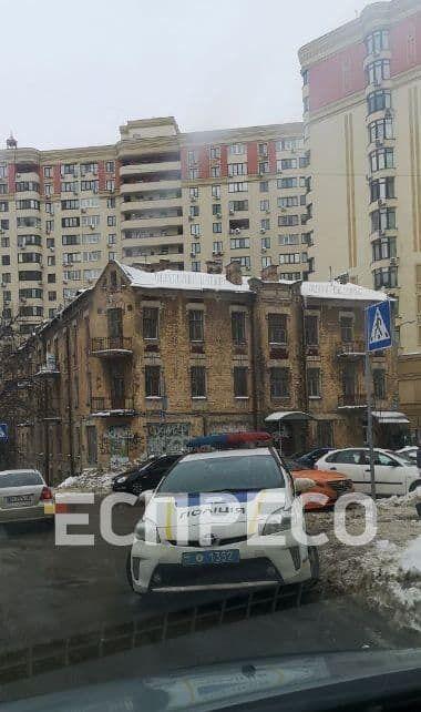 НП трапилася в Шевченківському районі