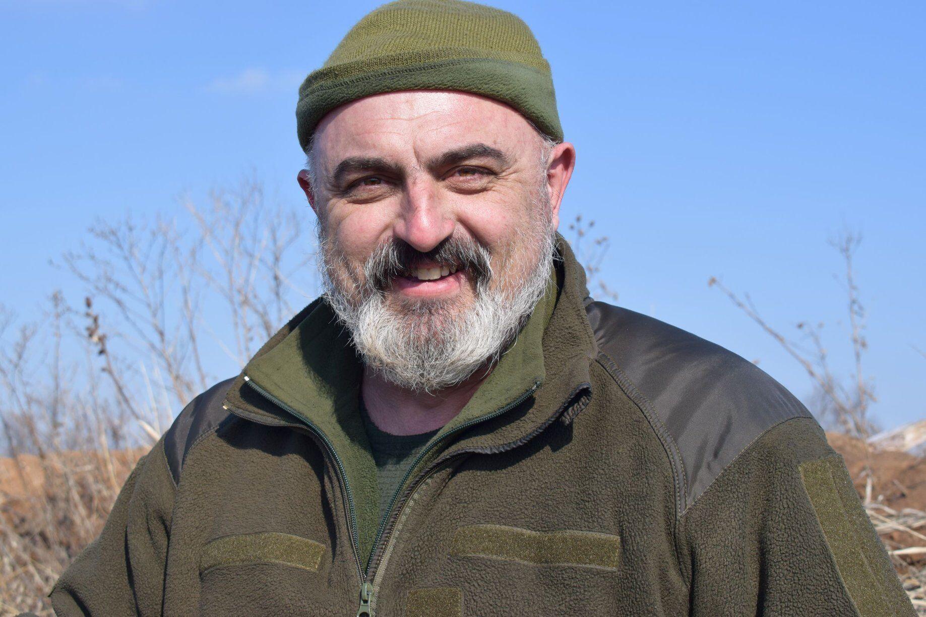 Донеччанин відстоює на Донбасі рідну землю
