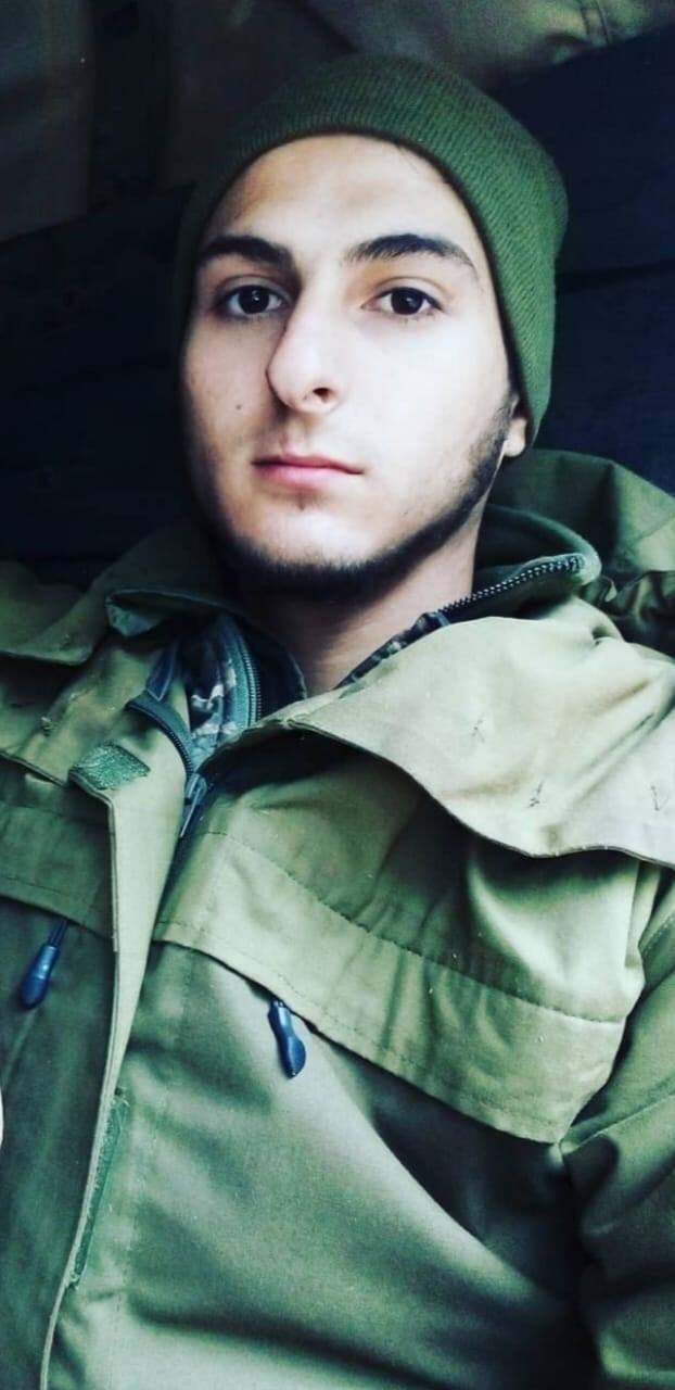 Одним из погибших может быть 22-летний Николай Лебедь.