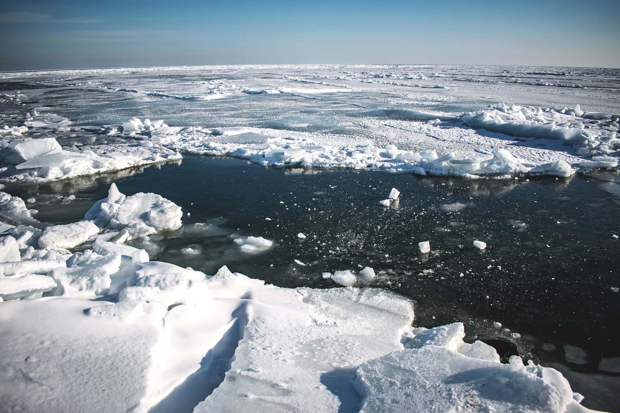 Блогерша показала невероятную «украинскую Арктику»
