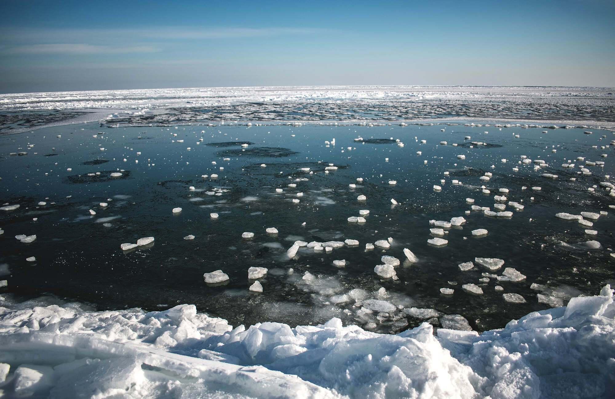 В Украине появилась своя «Арктика»