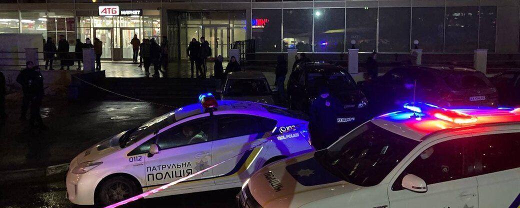 Поліція встановлює деталі інциденту