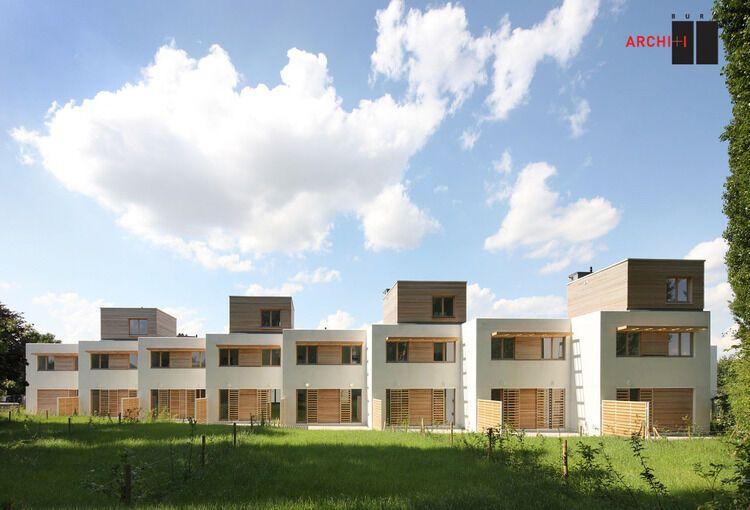Комплекс считается отличным примером места, где сбалансированы экономические, технические и социальные требования к жилью