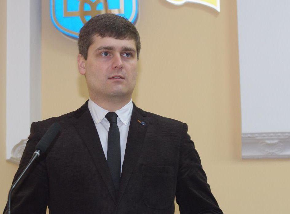 Прокурор Олександр Божко.