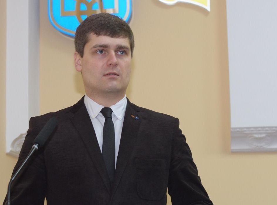 Прокурор Александр Божко.