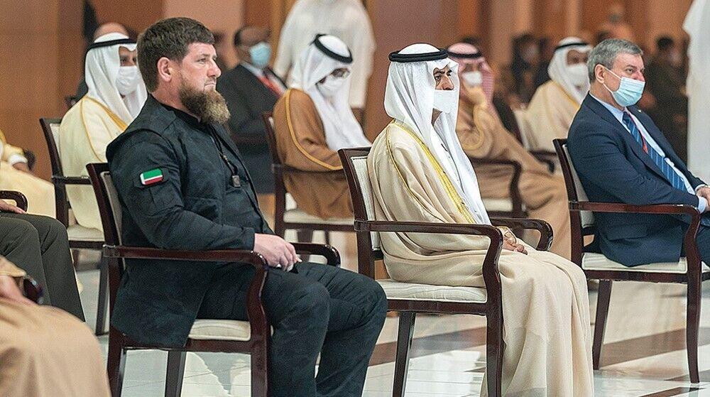 Уруський на виставці в ОАЕ