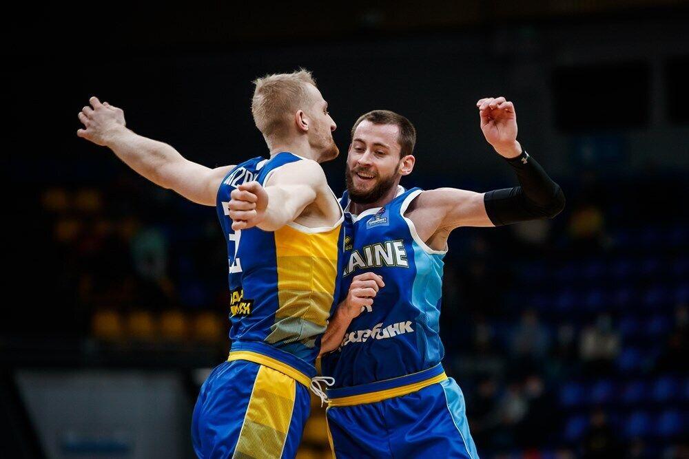Богдан Близнюк и Александр Мишула.