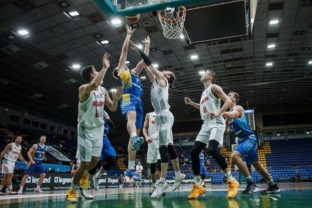 Украина выигрывала подбор