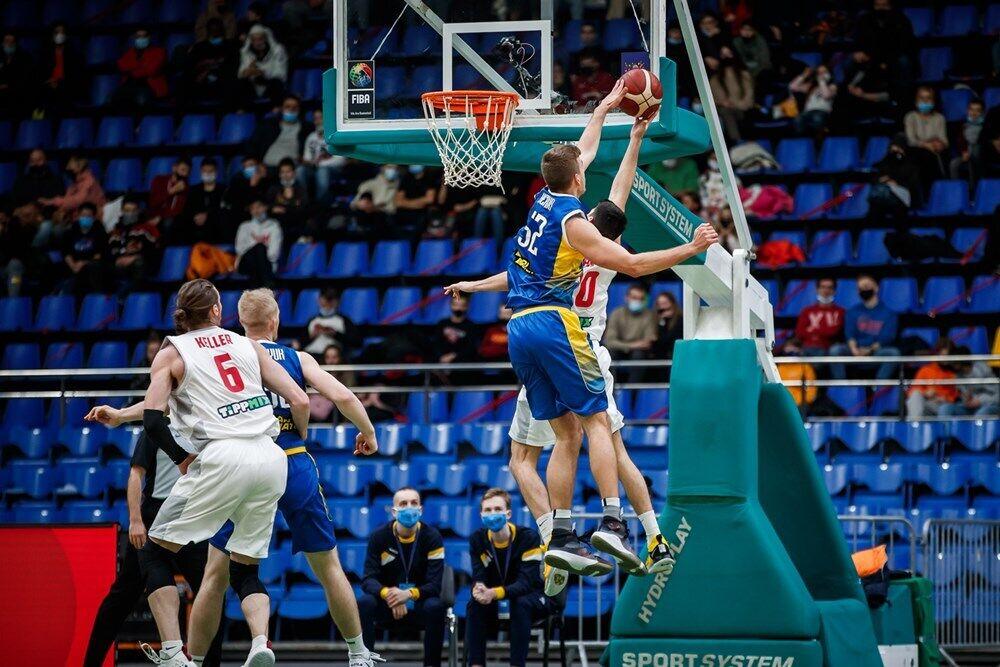 Наши баскетболисты отлично сыграли в защите