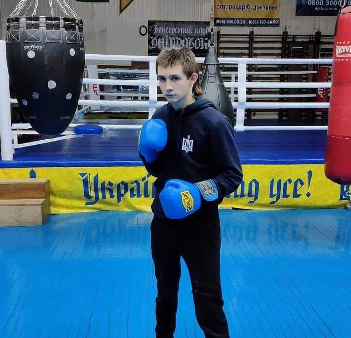Старшокласник Михайло Пономаренко відстоював українську мову