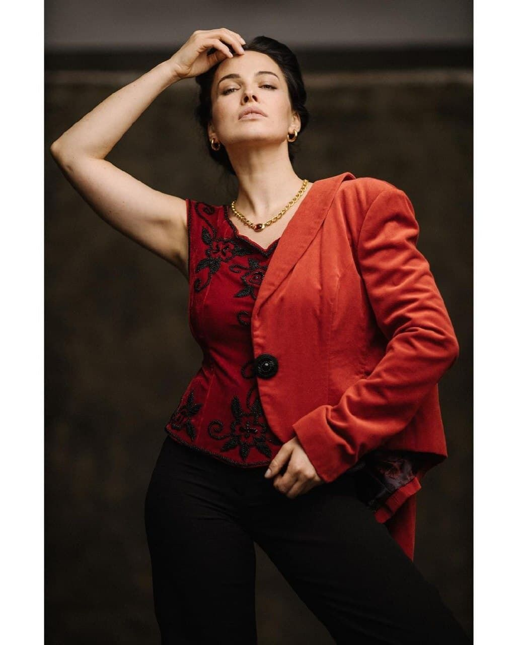 Даша Астаф'єва знялася у фотосесії.