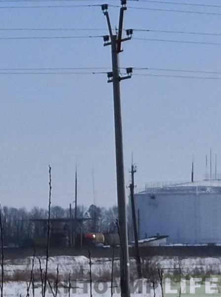 На нефтепродуктопроводе в Новоград-Волынском 21 февраля