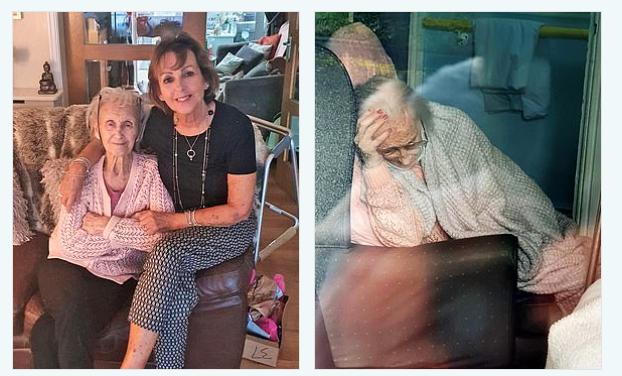 Изоляция ухудшила здоровье стариков