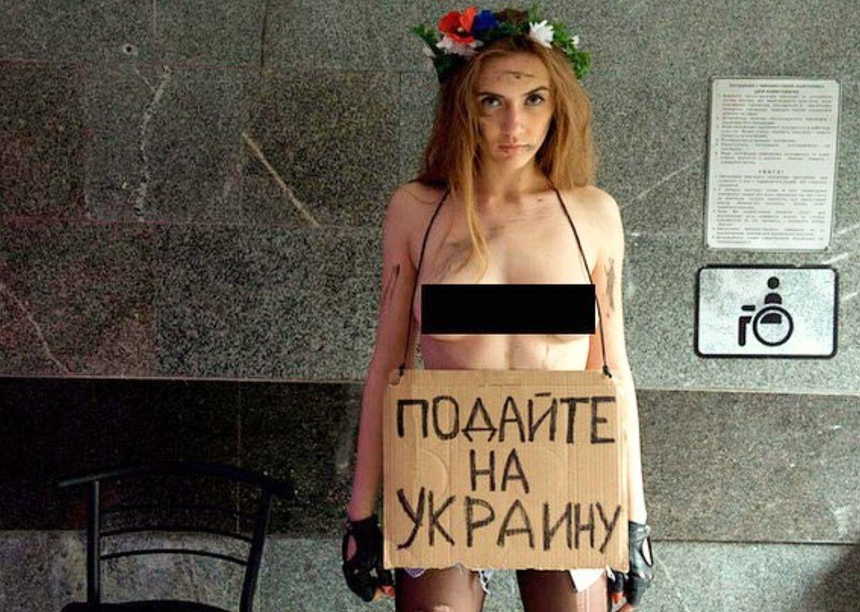Оксана Марченко раскритиковала языковой закон в Украине.