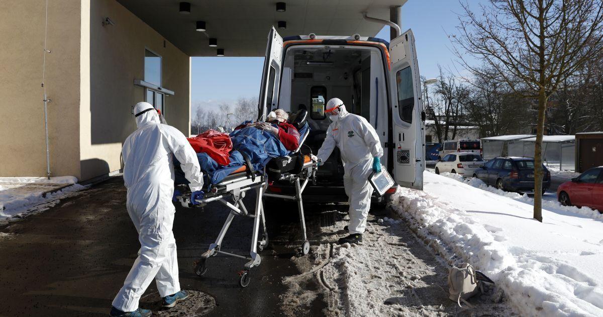 Больных Ивано-Франковской области отправляют в соседние регионы