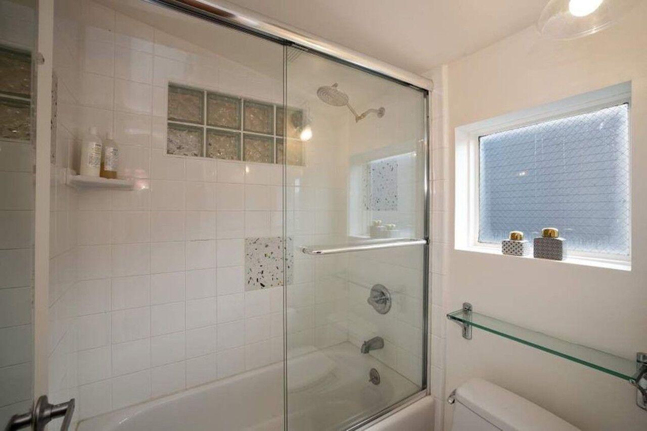Ванная комната Камалы Харрис