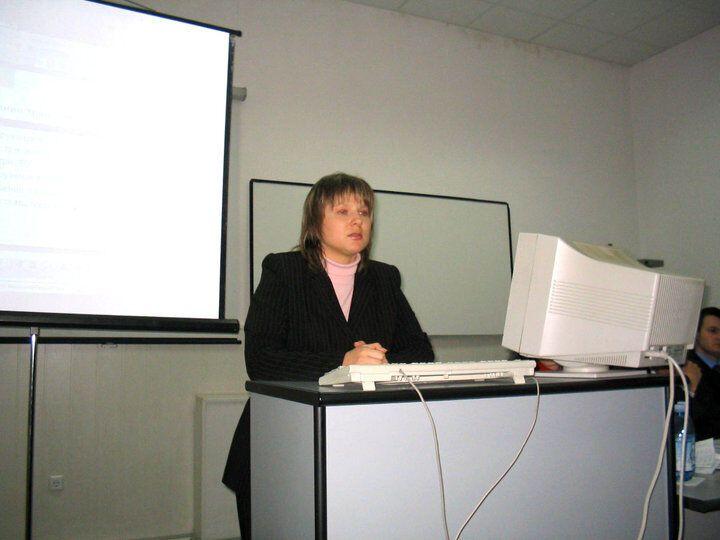 Елена Бычихина
