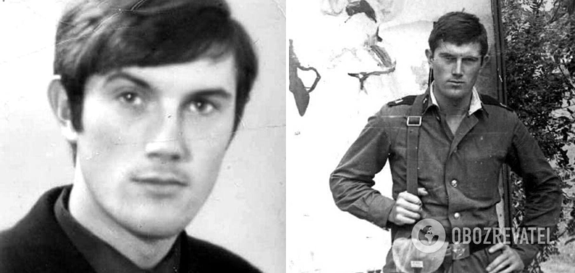 Ющенко народився у 1954 році в Сумській області.