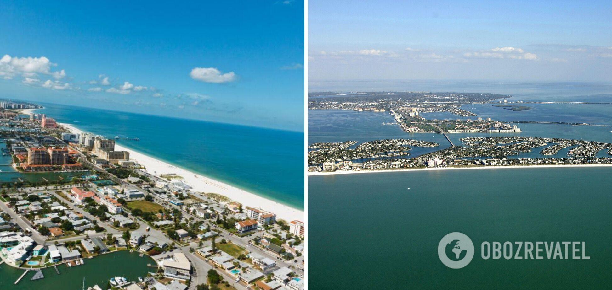 Флорида здобула велику популярність, дякуючи океанським краєвидам