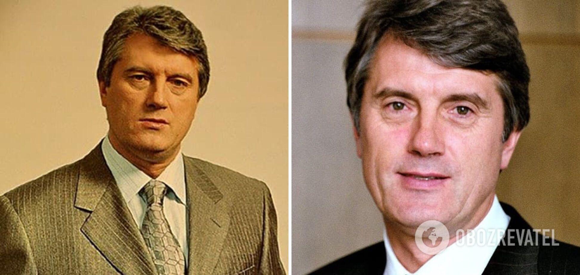 В 1999 році Ющенко став прем'єр-міністром України
