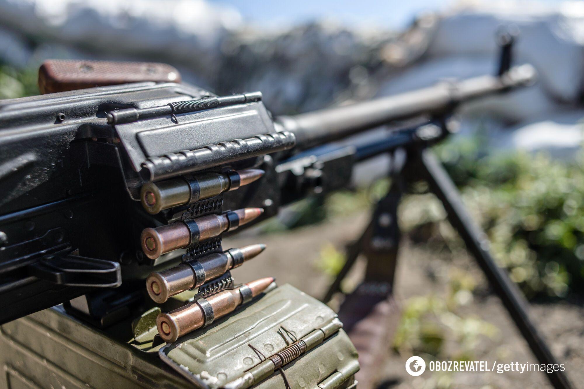 Россия завозит на Донбасс боеприпасы
