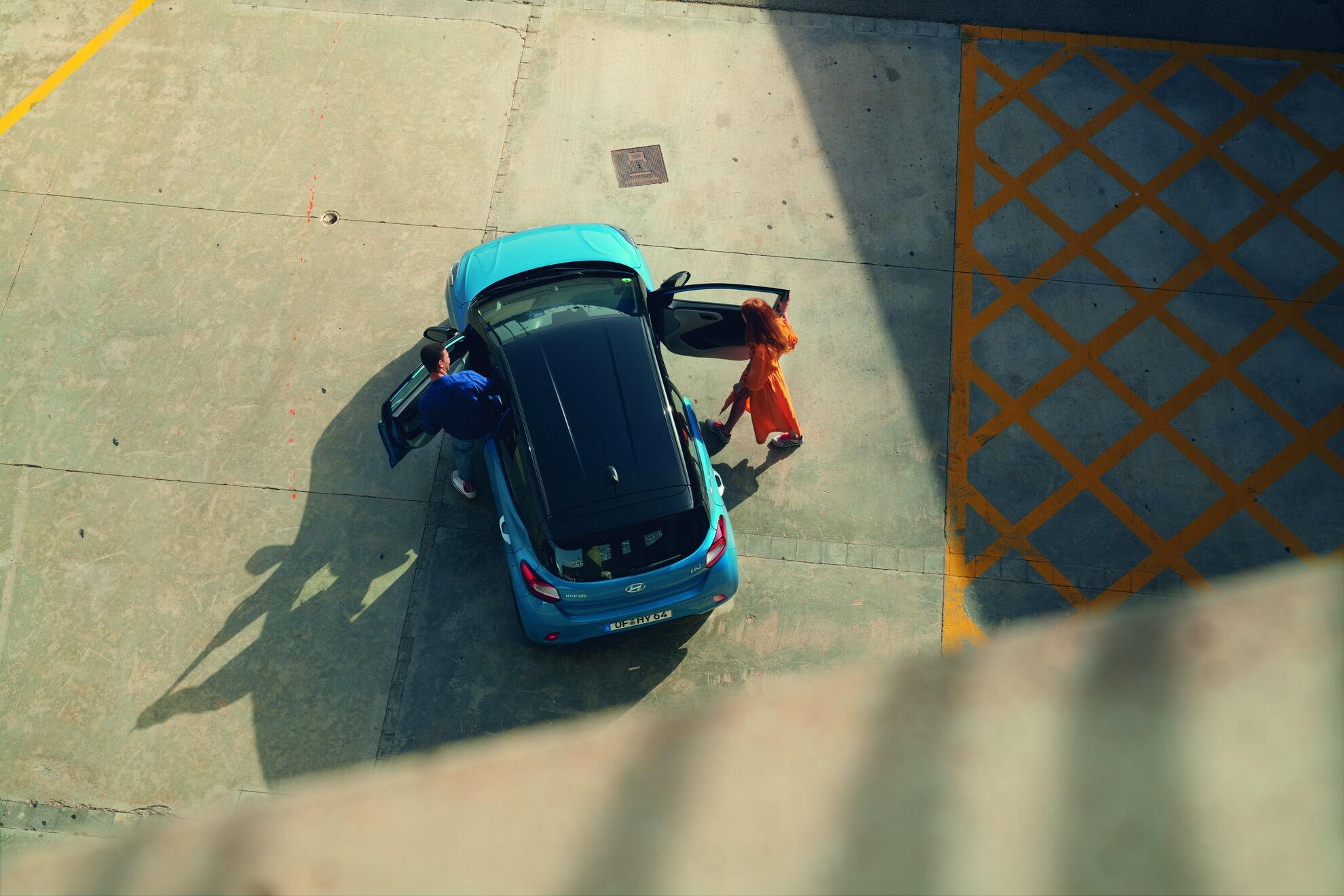 Новий Hyundai i10 буде доступний у трьох комплектаціях – Active, Comfort і Style