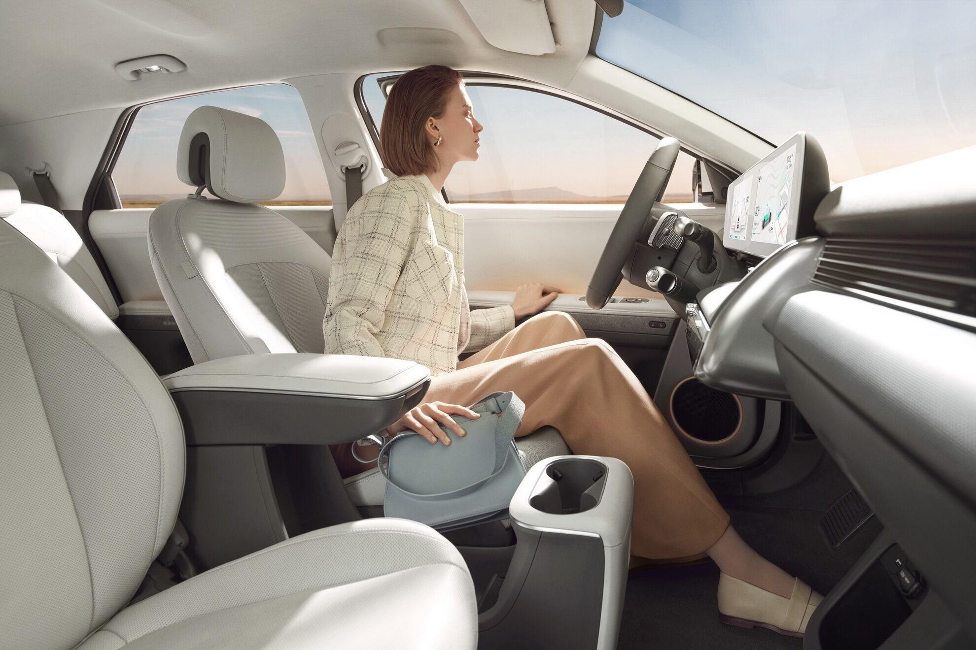 Ioniq 5 має систему автономного управління