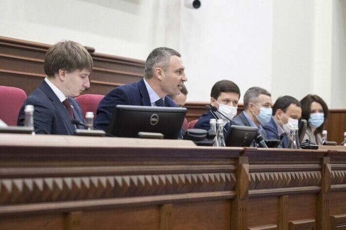 Киевсовет рассмотрит вопрос предоставления местных гарантий для получения Киевом кредита