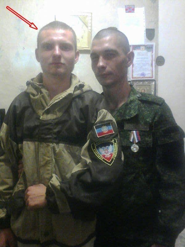 Найманець Олександр Слєпцов