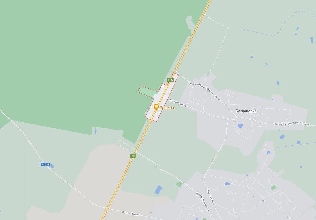 Авария произошла в Броварском районе.