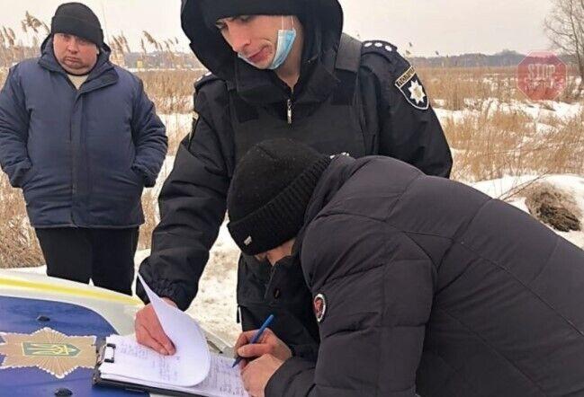 Активисты вызвали полицию