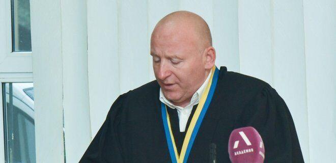 Судья Виктор Попревич