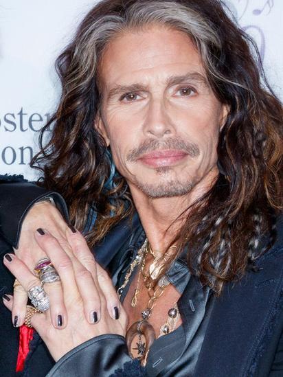 Соліст групи Aerosmith Стівен Тайлер.