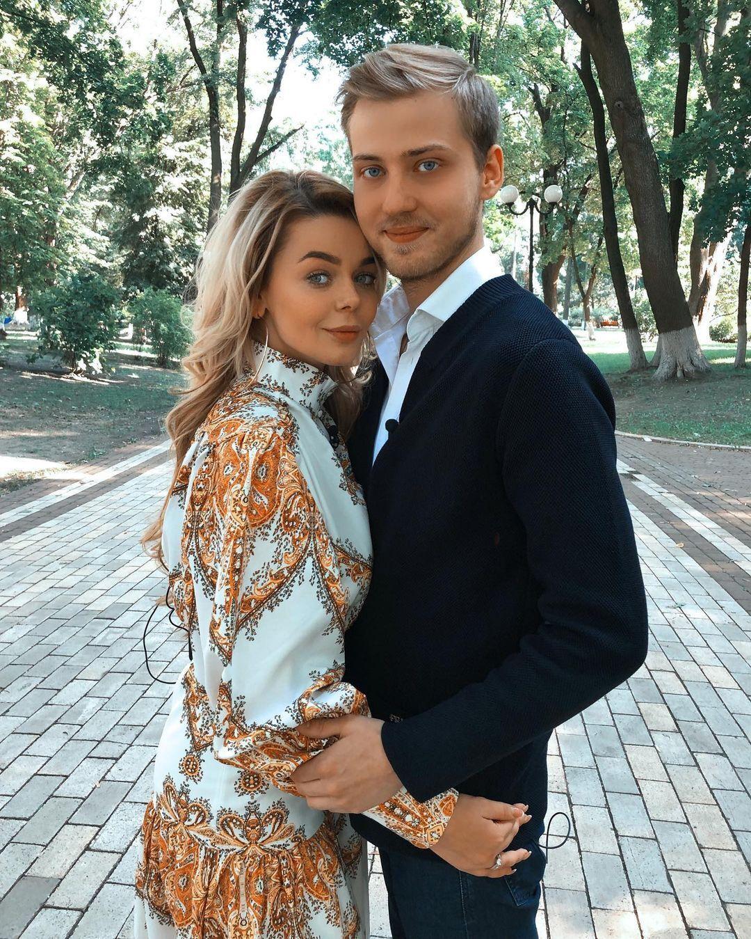 Аліна Гросу та Олександр Комков