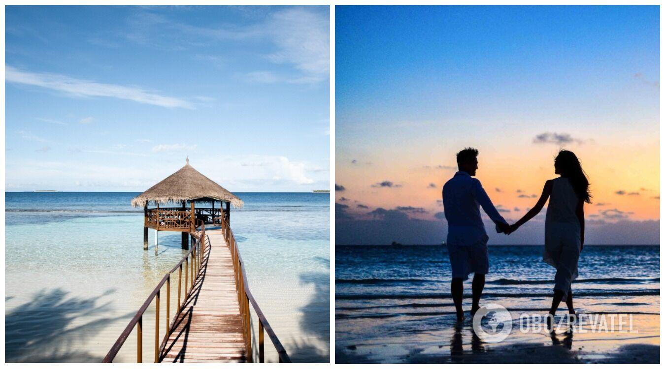 На Мальдіви можна їхати тільки з негативним тестом на коронавірус