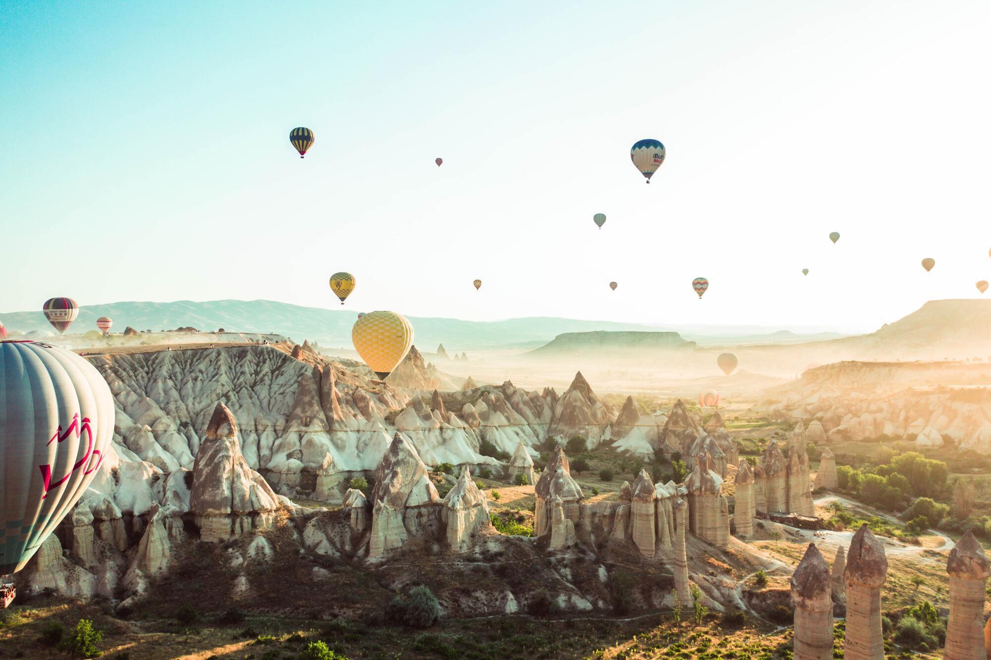 В'їзд до Туреччини дозволений тепер за наявності негативного тесту на COVID-19