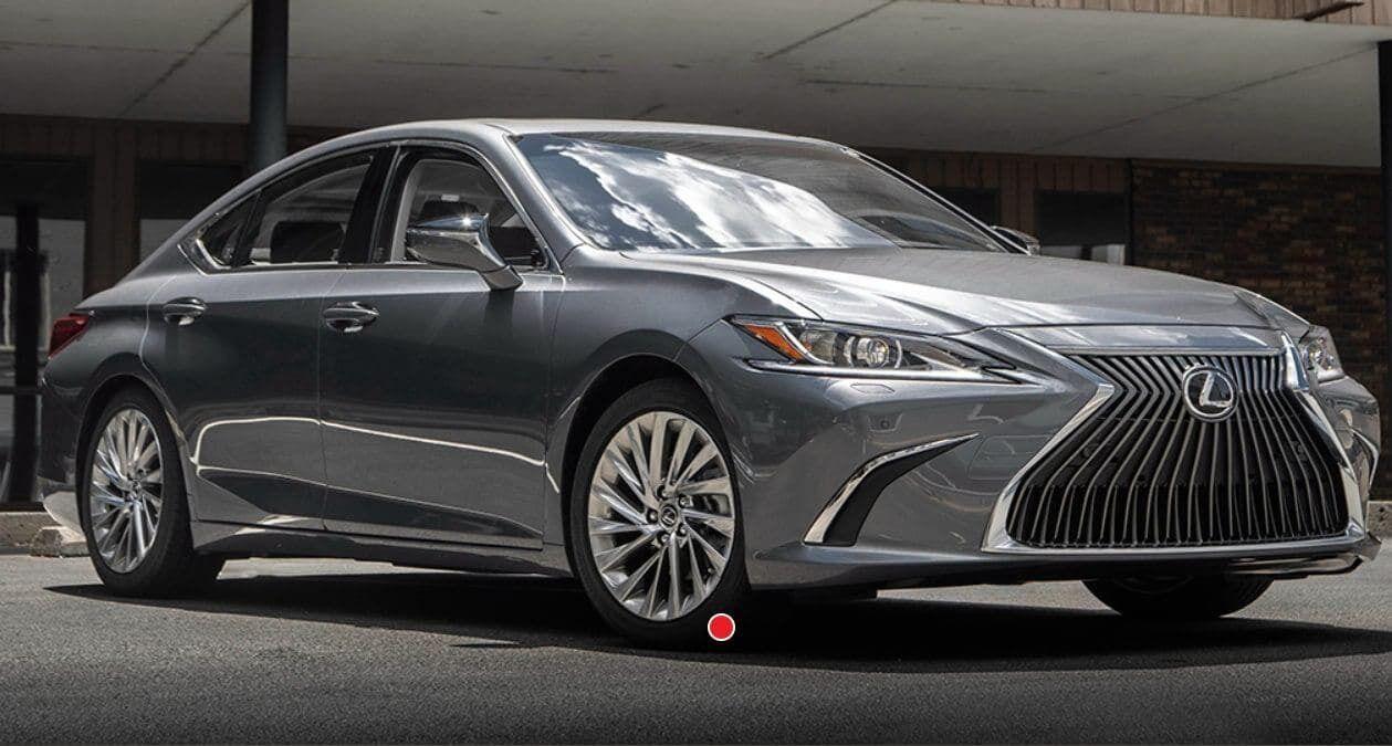 Новий Lexus Тарасюка.