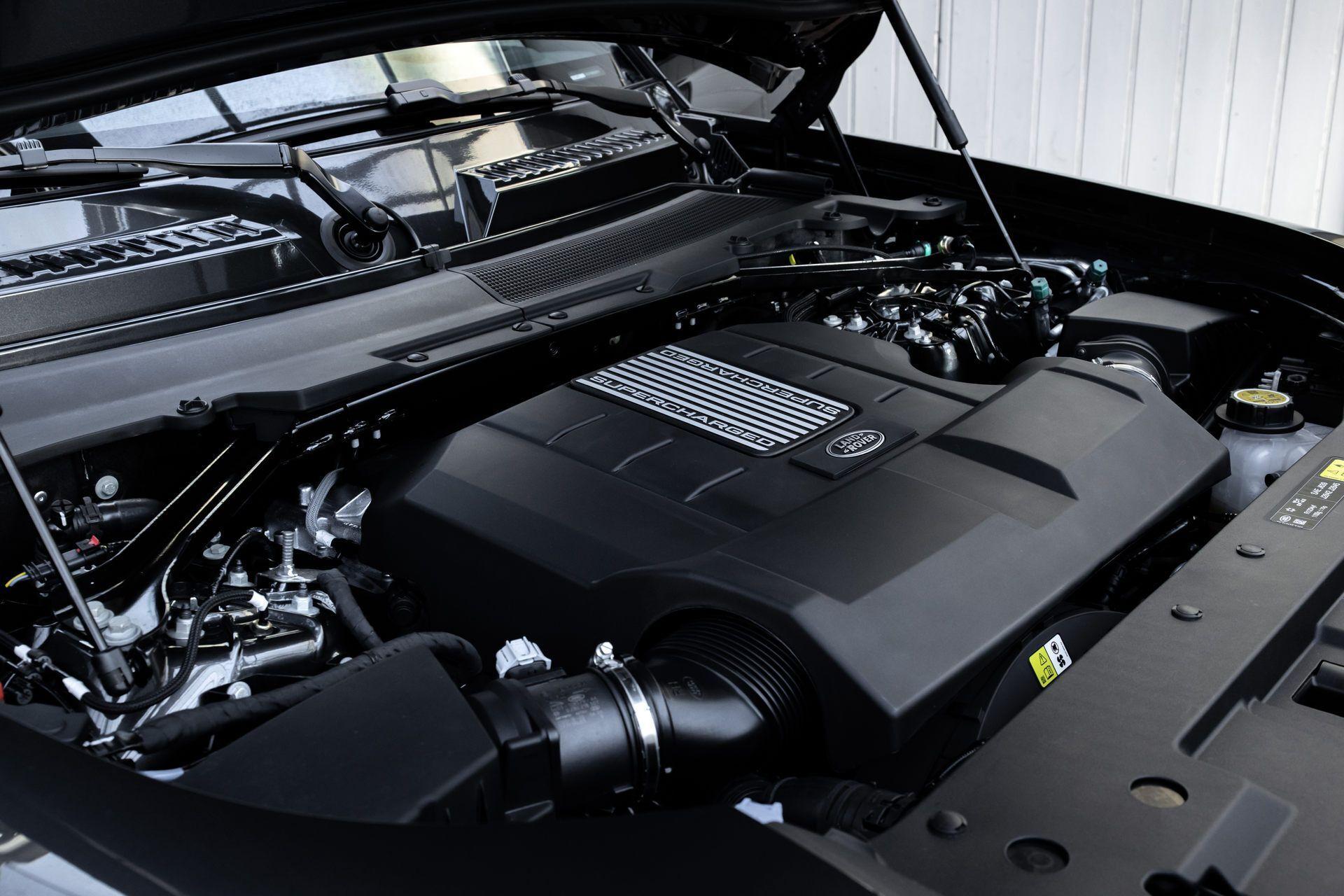 V8 с наддувом, который выдает 518 лошадиных сил и 625 Нм