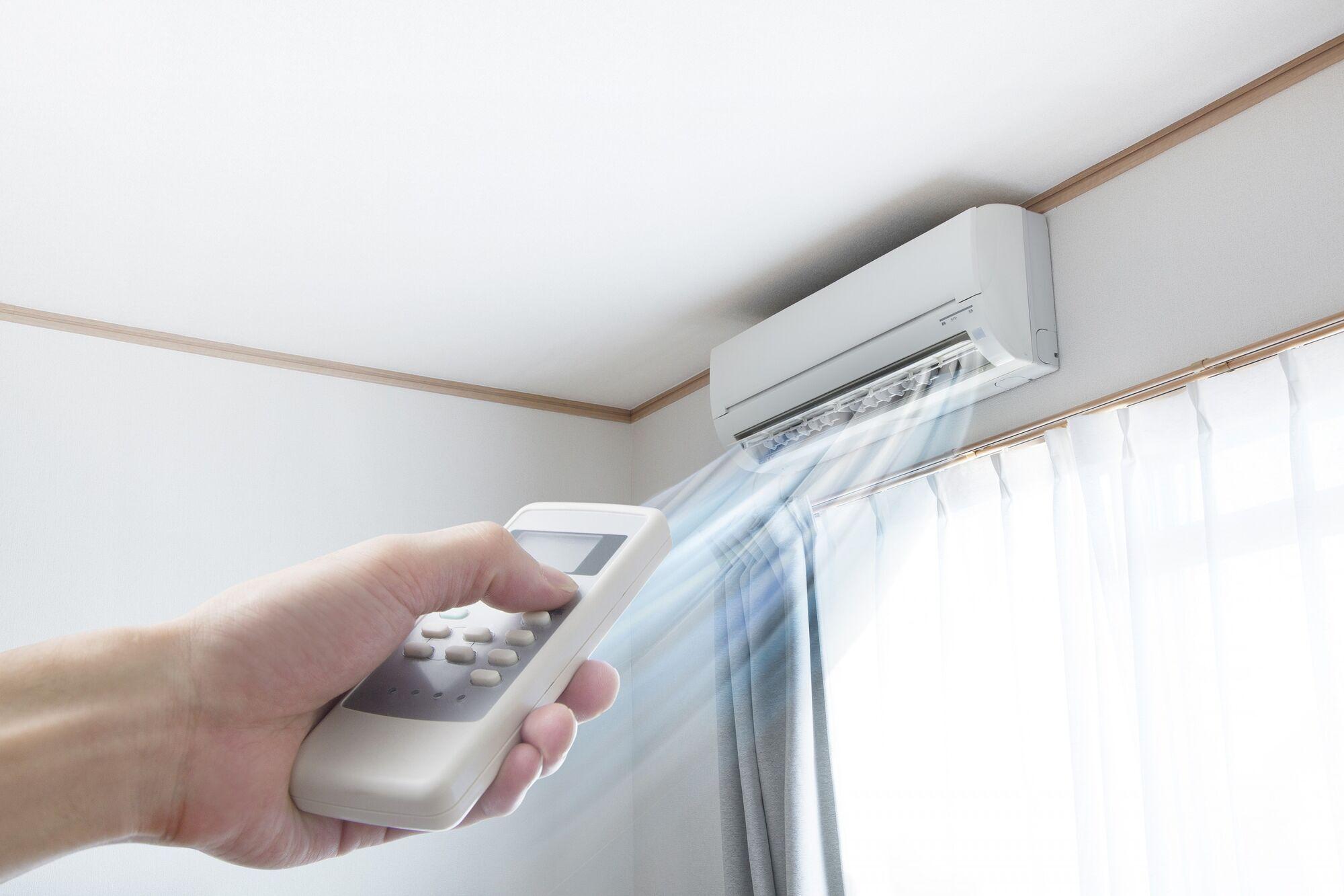 Понизьте температуру у квартирі