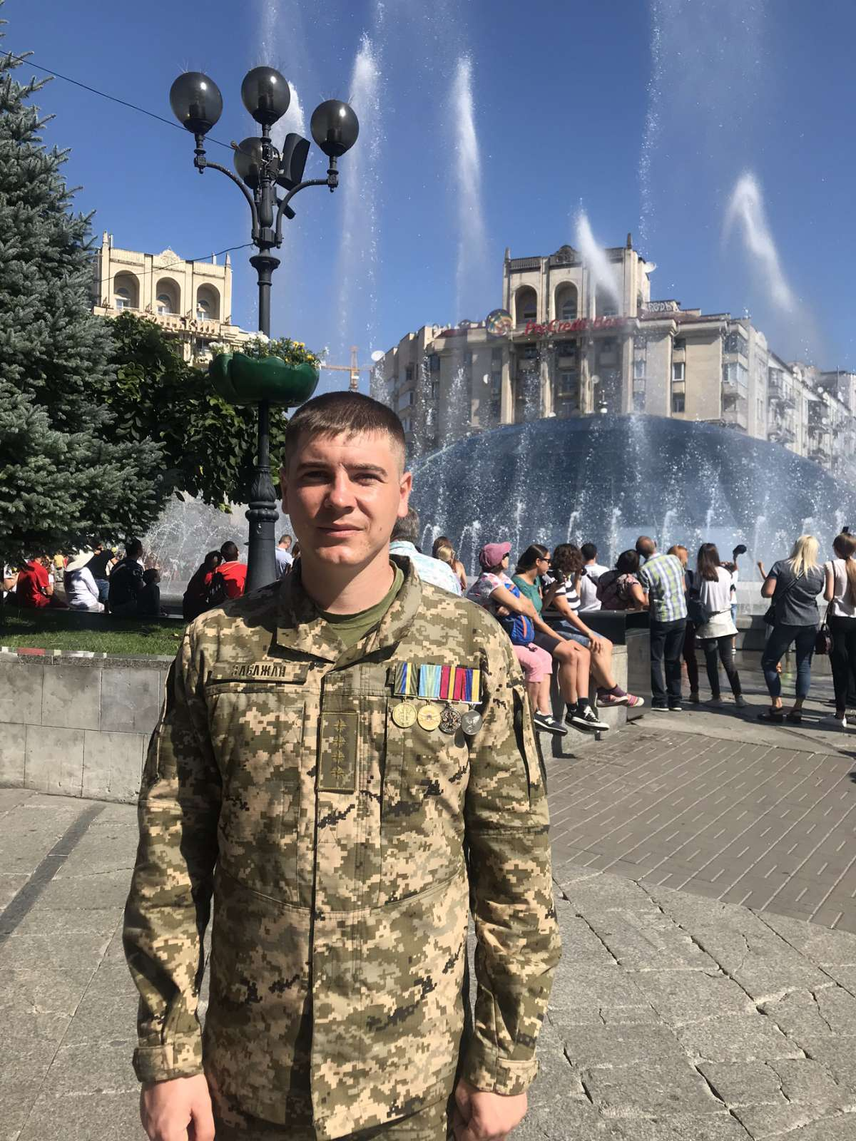 Дмитро Забажан потребує термінової трансплантації кісткового мозку
