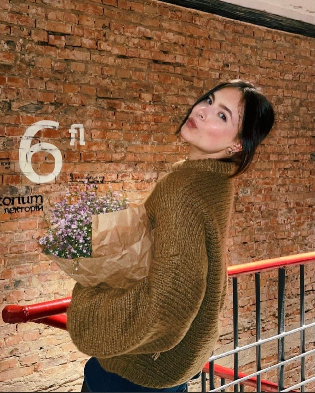 Маша Кравец отметила 18-летие